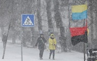 In Ukraine announced a storm warning