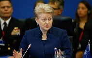 Elections in Russia: President of Lithuania refused to congratulate Putin