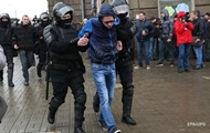In Belarus, there was a wave of arrests of opposition