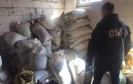 В Житомирской области изъяли три тонны янтаря