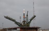 Россия запустила ракету с экипажем для МКС