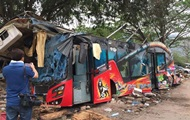 In Thailand, road accidents killed 19 people, another 35 injured