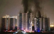 In Vietnam, fire in the residential complex killed 13 people