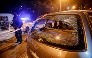 In Zaporozhye blew up the car