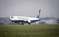 Стала известна цена билетов на рейсы Ryanair в Украине
