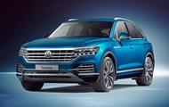 Рассекречена внешность нового Volkswagen Touareg