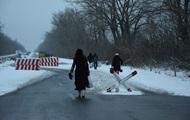На пункте пропуска на Донбассе умер мужчина