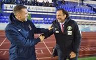 Шевченко: У нас было достаточно моментов для победы