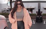 Ким Кардашьян раскритиковали за ляп с ретушью