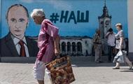 Власти Крыма утверждают, что жители полуострова богатеют