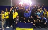 Сборная Украины по боксу завоевала восемь медалей на чемпионате Европы