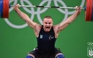 Украинского тяжелоатлета поймали на допинге