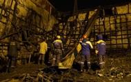 Пожар в Кемерово: в батутном зале ТРЦ нашли высоковольтные провода