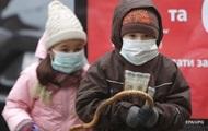Гриппом за неделю заболели 165 тысяч украинцев