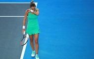 Цуренко не вышла на матч второго круга в Монтеррее