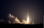 Ракета-носитель Ariane-5 успешно вывела на орбиту два спутника