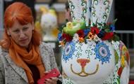 В Киеве начался фестиваль писанок
