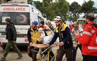 Россия отрицает химатаку в Сирии