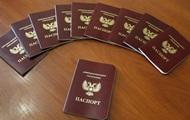 """В ДНР заявили о выдаче 172 тысяч своих """"паспортов"""""""
