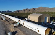 Hyperloop разгонят до половины скорости звука