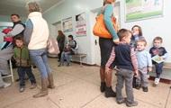 В Киеве снизился уровень заболеваемости гриппом и ОРВИ