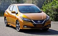 Тест-драйв електрокара Nissan Leaf нового покоління
