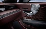 Новый Lexus LS: Вдохновение японской культуры