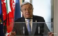 В ООН отреагировали на удары США, Франции и Британии