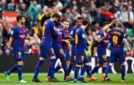 Барселона установила испанский рекорд по количеству матчей без поражений