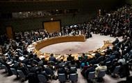 Совбез ООН не принял проект резолюции РФ по Сирии