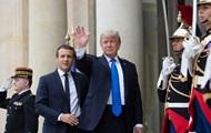 Трамп и Макрон: Удары по Сирии были успешными