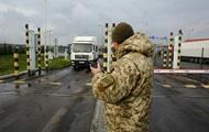 Сотни автомобилей застряли на границе с ЕС