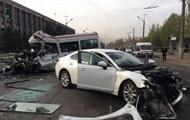 ДТП в Кривом Роге: два человека умерли в больнице