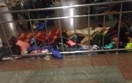 Сеть возмутил табор ромов на киевском вокзале