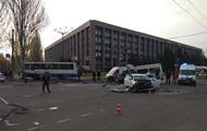 Жертвами ДТП в Кривом Роге стали сотрудники АрселорМиттал
