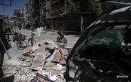 Франция подозревает РФ в уничтожении доказательства химатаки в Сирии