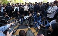 В Ереване протестующие осадили резиденцию премьера