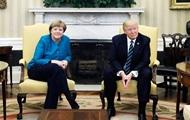 Стала известна дата встречи Меркель и Трампа