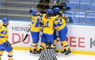 Хоккей: Украина обыграла Италию на домашнем чемпионате мира U-18
