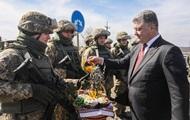 Порошенко анонсировал визит на Донбасс в ближайшее время
