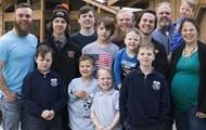 В США у многодетной семьи родился 14 сын