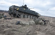 Сепаратисты обстреляли из танка район КПВВ Гнутово