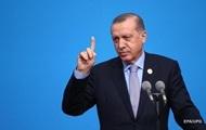 Действия США в Сирии несут угрозу Турции − Эрдоган