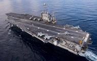 Авианосцы США могут остаться в Средиземном море