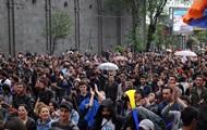 Протесты в Ереване: Кремль исключил вмешательство в конфликт