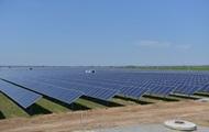 В Україні запустили першу чергу найбільшої сонячної електростанції