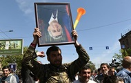 Лидер оппозиции призывает армян к новым протестам
