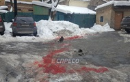 Убийство мужчины в центре Киева: нападавшего задержали