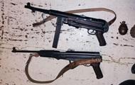 У жителя Маріуполя вилучили арсенал зброї