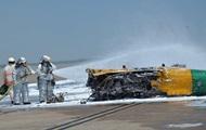 У США розбився літак часів Другої світової війни, є жертви